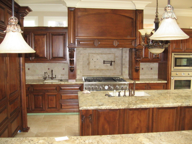 Cabinets kitchens closets entertainment centers american for American woodcraft kitchen cabinets